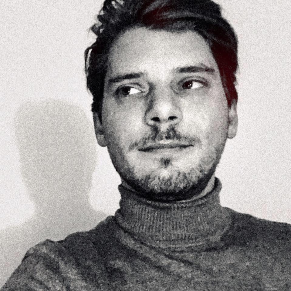Portret van Edwin
